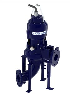 dry pit pump vertical