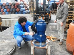 oil press pump